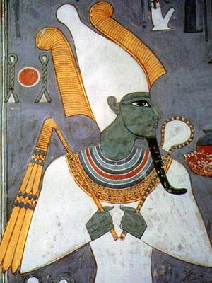 Осирис - египетский бог