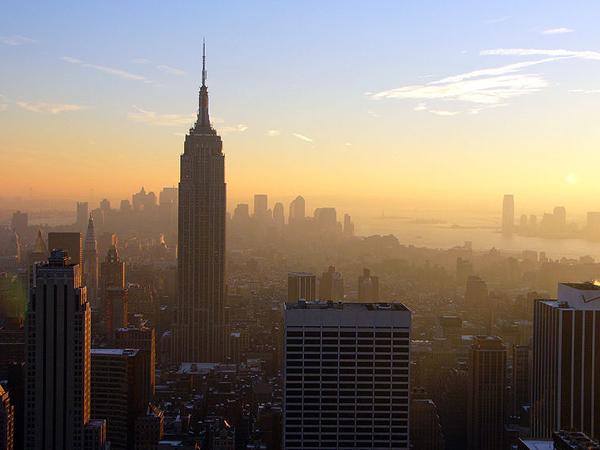 Нью-Йорку