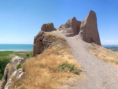 Развалины урартской крепости