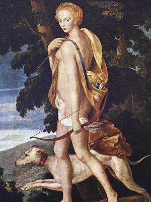Доклад на тему богиня артемида 5587