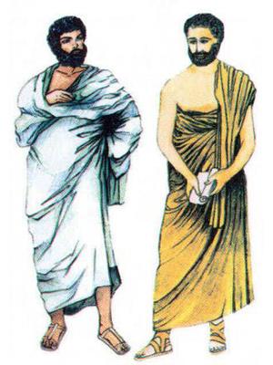 5b4010c22c8 Одежда древних цивилизаций. История Древнего мира