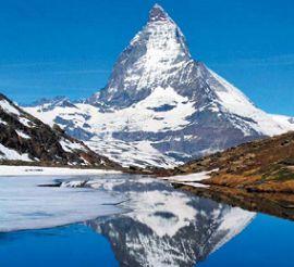 Гора Маттерхорн (Альпы)
