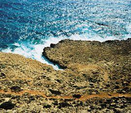Один из самых высоких приливов наблюдается в заливе Фанди