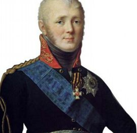 Александр I. 1805 г.