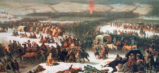 Переправа Великой армии через Березину