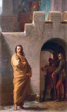 Генрих IV в Каноссе