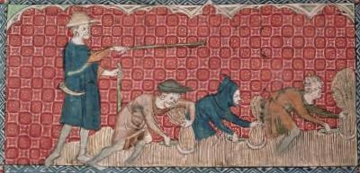 Дворяне в насмешку звали своих крестьян Жак-простак