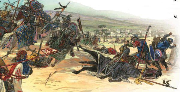 Бой в Тунисе