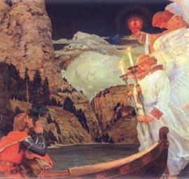 Легенда о святом Граале