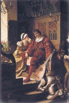 Рыцарь и его Прекрасная Дама