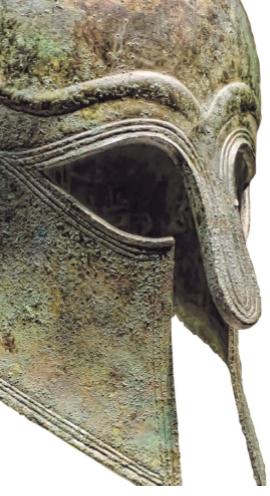 Коринфский шлем