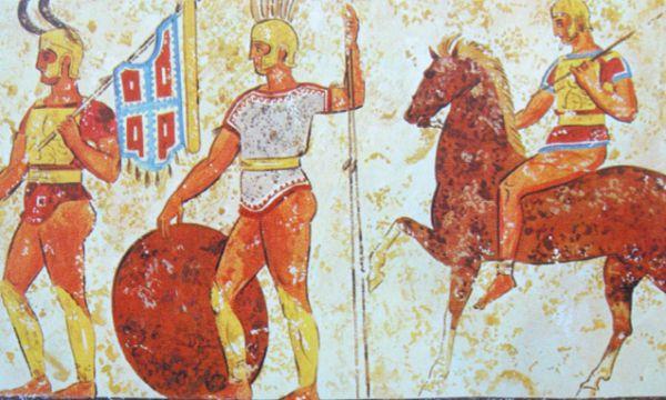 Италийские наемники Дионисия