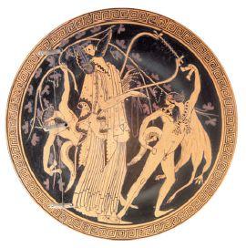 Дионис и его свита