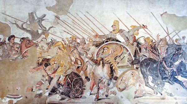 Битва Александра с Дарием