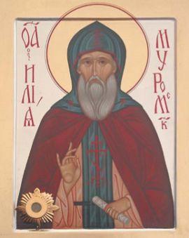 Икона Святого Ильи Муромского