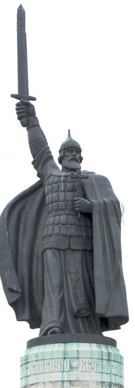 Памятник Илье Муромцу, Муром
