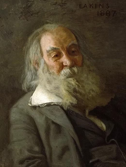 Томас Икинс «Портрет Уолта Уитмена»