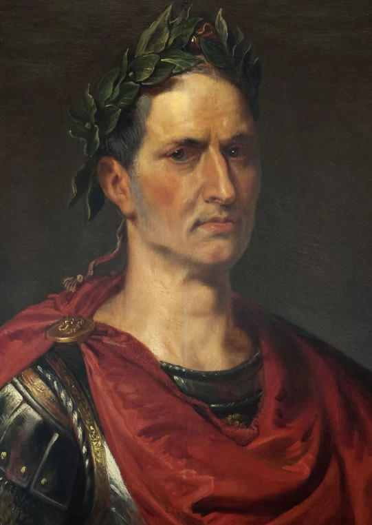 Рубенс. Юлий Цезарь. Ок. 1619