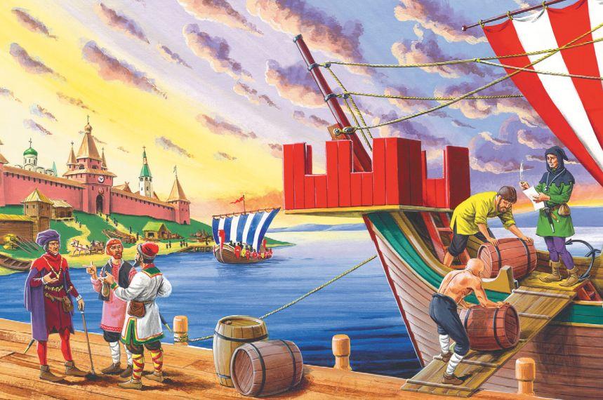 Новгородская торговля