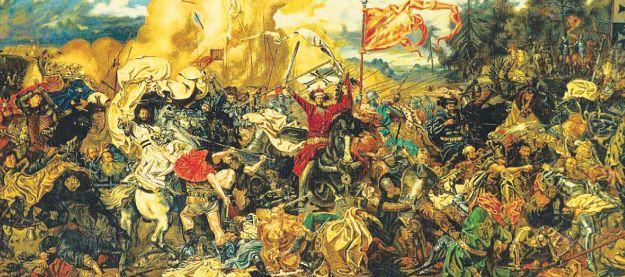 Грюнвалъдская битва