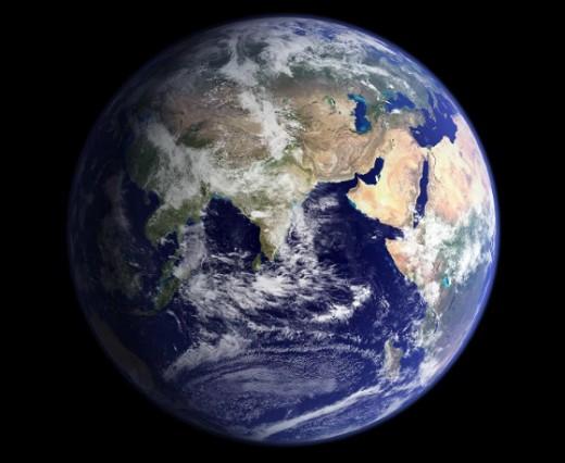 Доклад как образовалась земля 4878
