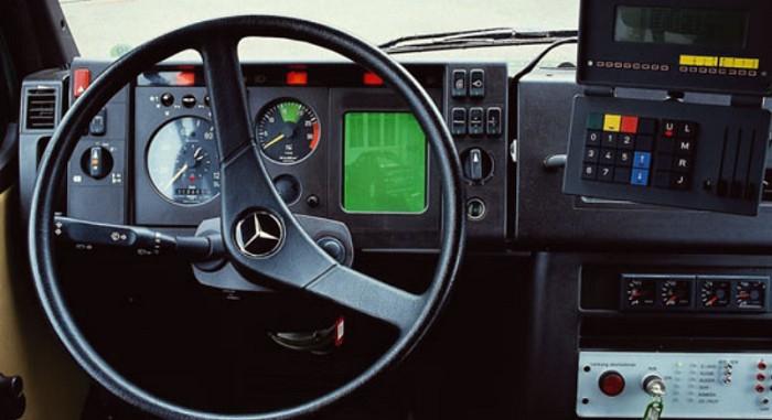 Mercedes-Benz 80-е автопилот