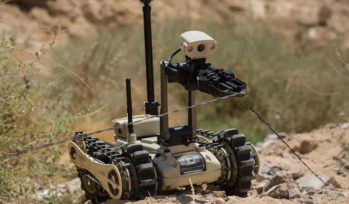 IROBOT 710 WARRIOR