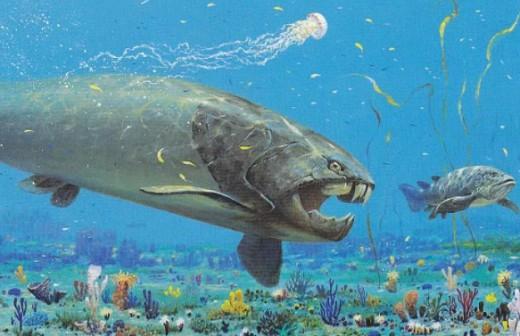 Первые панцирные рыбы