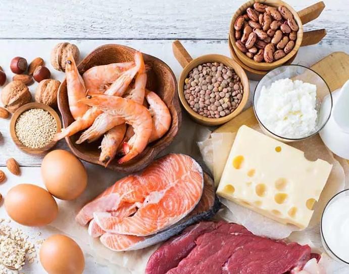 картинки продуктов с большим содержанием белка этого