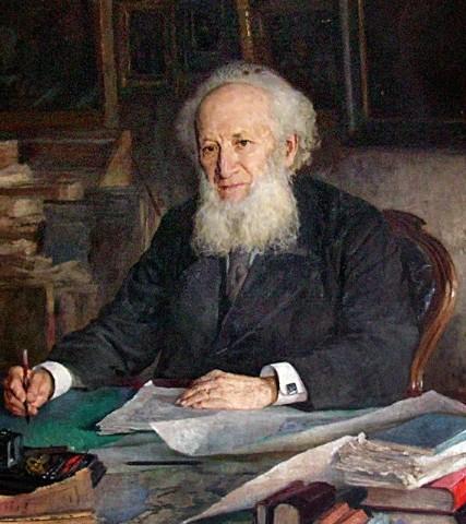 Великий русский путешественник П. П. СемёновТян-Шанский