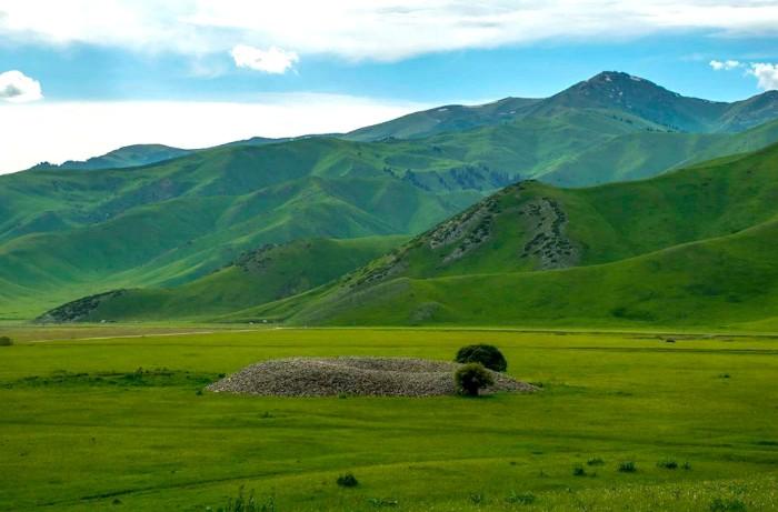 Перевал Санташ