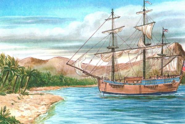 Корабль «Индевор»