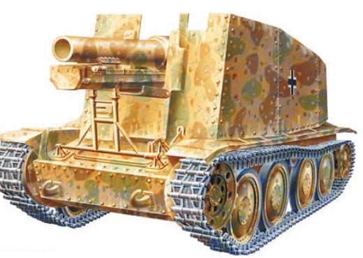 150-мм СУ «Бизон»