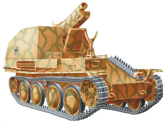 150-мм СУ «Грилле».