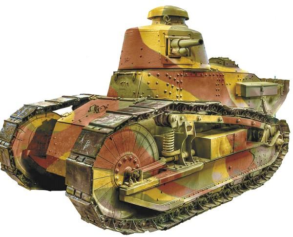 «Рено» FT-17