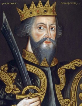 Вильгельм I Завоеватель. Портрет работы неизвестного художника