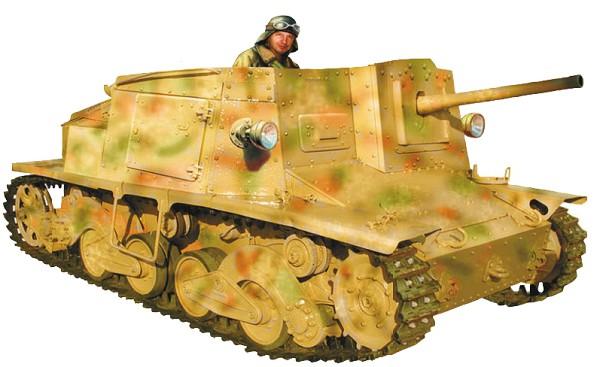 47-мм самоходка «Земовенте» L в/40