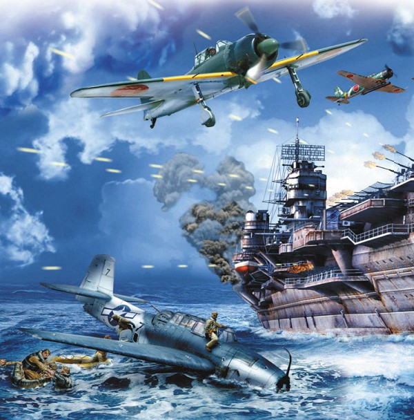 Битва в Коралловом море