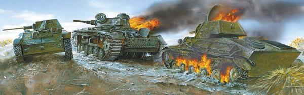 Т-6О и Т-70