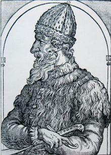 Великий князь Московский Иоанн III