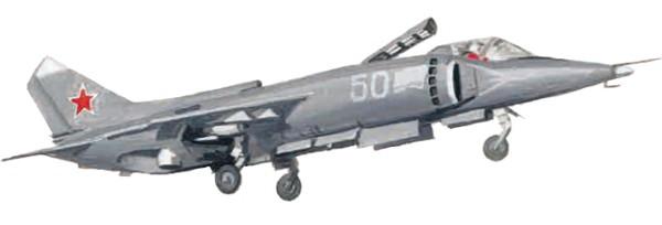 Самолёт вертикального взлёта Як-38