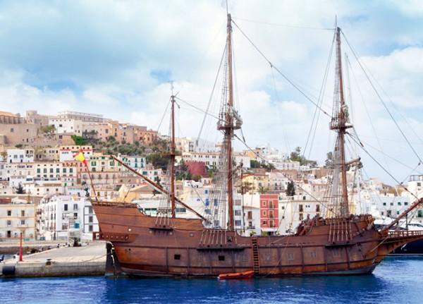 пиратские суда