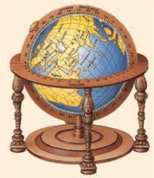 Глобус — модель Земли