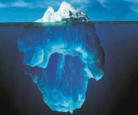 Айсберги — плавучие запасы пресной воды в соленом океане