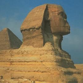 Великий египетский сфинкс