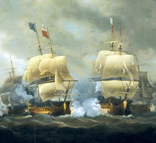 Битва в заливе Киберон