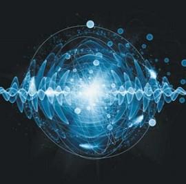 Электроны: в атоме как бы размазаны вокруг ядра
