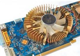 Пример принудительной конвекции — в компьютере включается вентилятор для охлаждения процессора