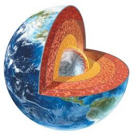 Внутреннее ядро нашей планеты