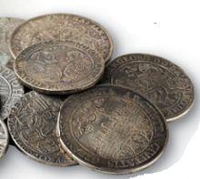 Серебряные талеры